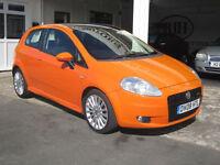 2008 Fiat G PUNTO SPORTING MULTIJET ***STUNNING SPORTS DIESEL ***