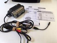 JVC GR-D820 MiniDV Camcorder (35x Optical Zoom)