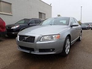 2008 Volvo S80 AWD 3.2  Extra set winter tires and rims!!