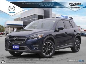 2016 Mazda CX-5 Tech Package | Leather | Bose | Moonroof | AWD