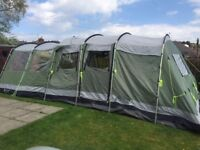Outwell Montana 6 Tent & extras
