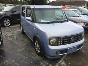 2003 Nissan Cube BGZ11 Cubic Blue Automatic Wagon Merrylands Parramatta Area Preview