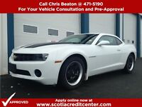 -2012 Chev Camaro LS- Only 43,000 km !! 1 Owner !! Clean !