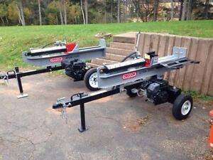 New 22 Ton OREGON VERTICAL AND HORIZONTAL LOG SPLITTER
