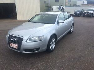 2008 Audi A6 4F 2.0 TFSI Silver 7 Speed CVT Multitronic Sedan Holtze Litchfield Area Preview