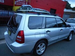 2002 Subaru Forester 2.5 XS Silver Automatic SUV