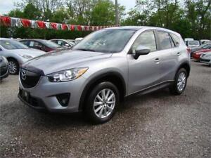 2015 Mazda CX-5 GS FWD Auto Moonroof