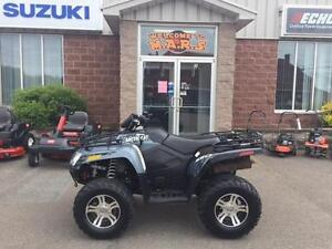 Pre-owned 2012 Arctic Cat 550 XT ONLY $42 per week OAC