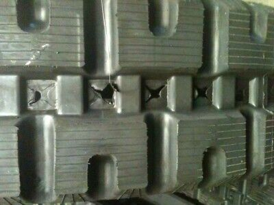 Qty 2- New 16 Rubber Tracks For Bobcat T180 T190 T590 T595