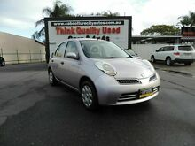 2009 Nissan Micra K12 Silver 4 Speed Automatic Hatchback Caboolture South Caboolture Area Preview
