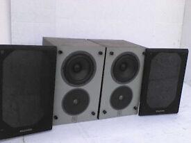 100W Wharfedale Stereo Speakers - Heathrow