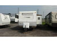 2008 Rockwood 31ss 4 BUNKS! Asking $14777! FALL PRICING $$