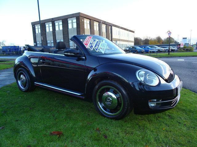 2014 Volkswagen Beetle 1.2 TSI Design 2dr