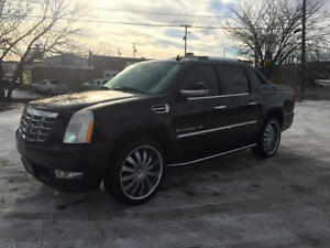 2008 Cadillac Escalade Ext  TRADES for Diesel