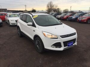 2014 Ford Escape 4WD 4dr SE  Panoramic Sunroof BACK-UP CAMERA SE