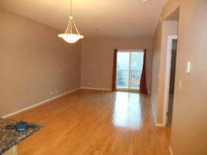 2 bed, 2 bath. condo with underground parking for rent