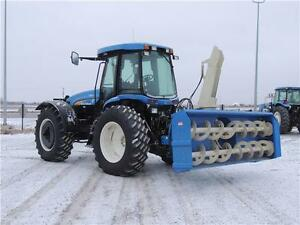 "2016 Farm King Y1200B Snow Blower - 120"", 3pt. Hitch BLOW OUT!"
