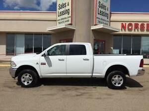 2012 Dodge Ram 3500 Laramie SRW/Loaded/Nav/Leather/134k