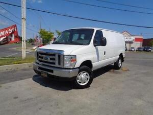 2008 Ford Econoline Cargo Van Commercial, E-350, ONLY $6979