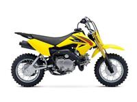 SUMMER SALES EVENT SUZUKI OFF ROAD BIKES ALL ON SALE Thunder Bay Ontario Preview