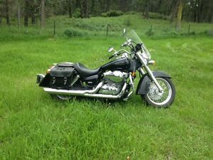 2006 Honda Shadow AERO Williams Lake Cariboo Area image 1