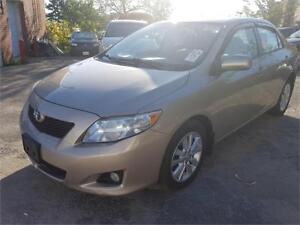 2009 Toyota Corolla LE***$5990+Tax***ONE OWNER***
