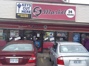 Established 24Hr Convenience/Grocery In DownTown Toronto 4 SALE