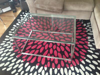 Glass Coffee table in great condition.