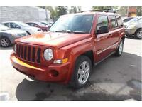 2010 Jeep Patriot  Sport-North (Jamais Accidente-4x4)