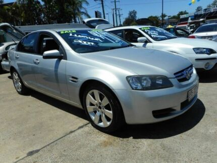 2007 Holden Commodore VE Lumina Silver 4 Speed Automatic Sedan Yeerongpilly Brisbane South West Preview