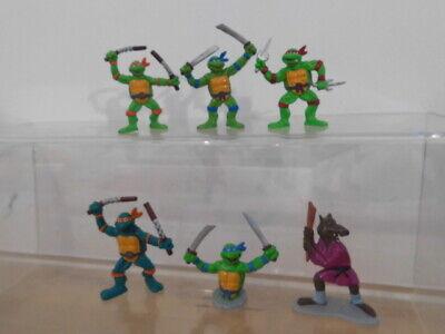Teenage Mutant Ninja Turtles Bully Bullyland 90er Jahre Figur Auswal Raphael  ()