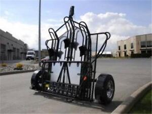 New Mar-MCTD Foldable Motorcycle Trailer on Sale Now!!!