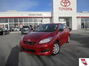 2013 Toyota Matrix AT FWD BLUETOOTH