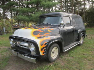 1956 Ford Panel Truck for sale
