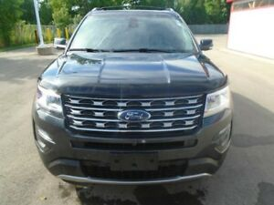 2017 Ford Explorer Limited 4dr 4WD Sport Utility