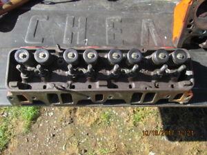 chevrolet cylinder heads
