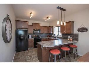 Laebon's Palisades Show Home is FOR SALE! Brixton in Penhold!