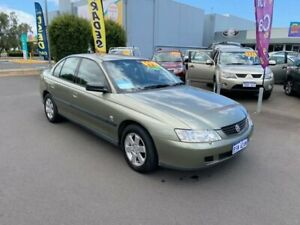2003 HOLDEN COMMODORE VY EXECUTIVE SEDAN 4DR AUTO 4SP 3.8I Busselton Busselton Area Preview