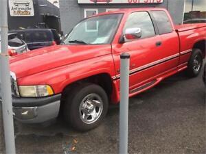 1997 Dodge ram pick up 1500 4x4 FINANCEMENT MAISON1000$ down