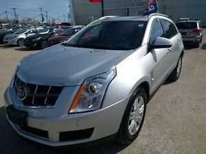 2012 Cadillac SRX AWD V6 Luxury 1SB Sunroof Heated/Cooled Seats