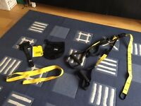 TRX suspension training system for sale