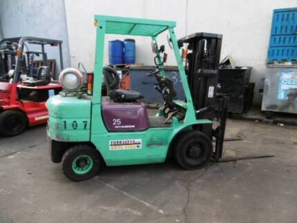 MITSUBISHI  FORKLIFT CONTAINER ACCESS 0 Arndell Park Blacktown Area Preview