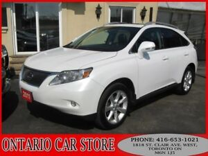 2011 Lexus RX 350 AWD NAVIGATION SUNROOF !!!NO ACCIDENTS!!!