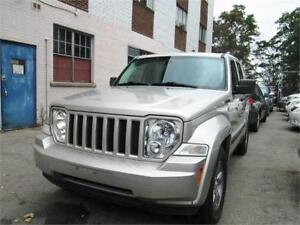 2009 Jeep Liberty 4x4/ One owner/MP3 Player/2Sets of keys.
