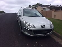 2006 Peugeot 407 Wagon Mona Vale Pittwater Area Preview