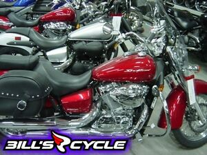 2015 HONDA VT 750 CAF   Aero with Acc shown Candy Red