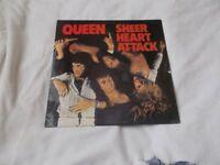 Vinyl LP Sheer Heart Attack – Queen EMI EMC 3061 Stereo 1974