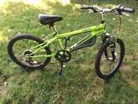 "20"" Juvy 6 speed bike"