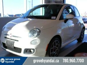 2013 Fiat 500 SPORT-PRICE INCLUDES *$500 CASH BACK-AUTO POWER WI