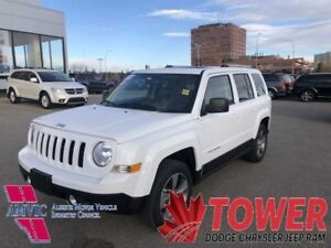 2017 Jeep Patriot High Altitude Edition - HEATED FRONT SEATS, NA